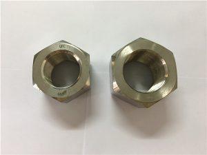 No.111 - د نکل الماس A453 660 1.4980 هکس مغز لرونکی تولید