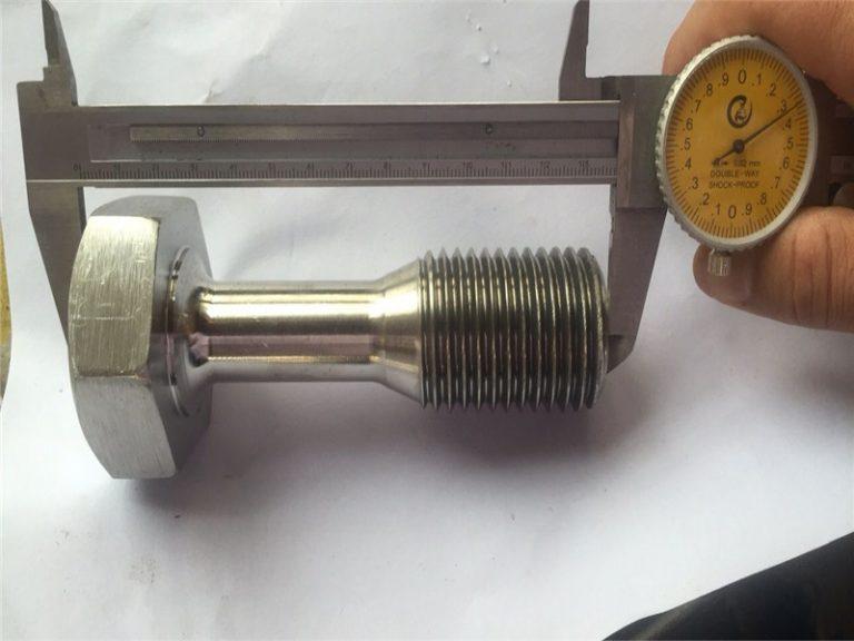 د ګمرک CNC برخې دقیق ماشین سکرو فاسټینر بدل کړ